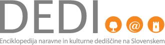 DEDI - Digitalna Enciklopedija naravne in kulturne dediščine na Slovenskem