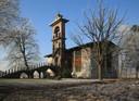 Plečnikova cerkev v Črni vasi